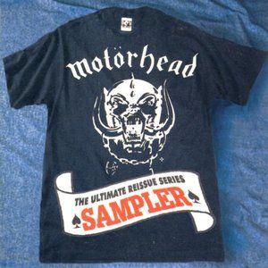 motorhead ultimate reissue promo cd - lemmy metal